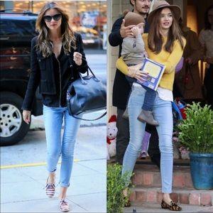 Frame Le Skinny de Jeanne skinny jeans Sz 24 NWT